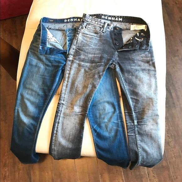 Denham Jeans Other - Lot of 2 Denham jeans